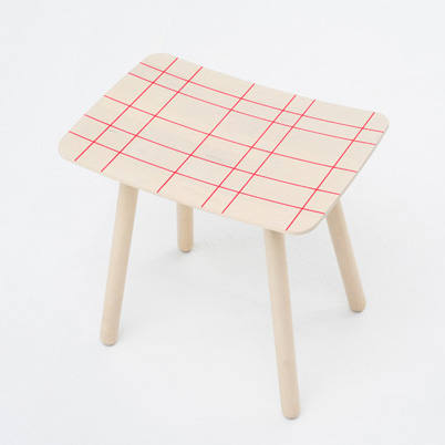 COLOUR STOOL