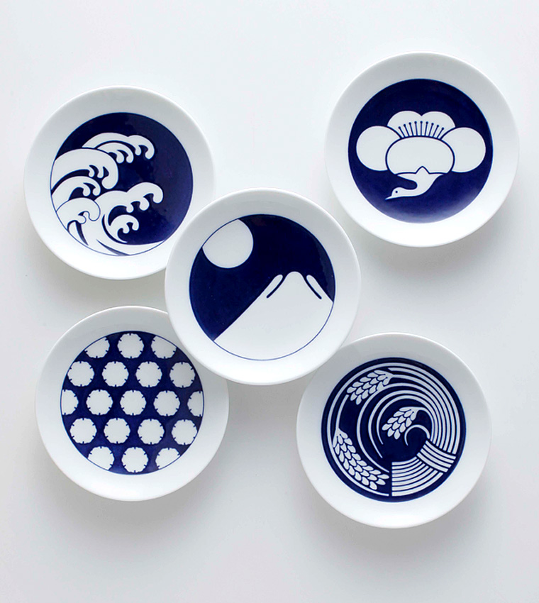 有田焼きの豆皿 : 豆皿・角皿の ...