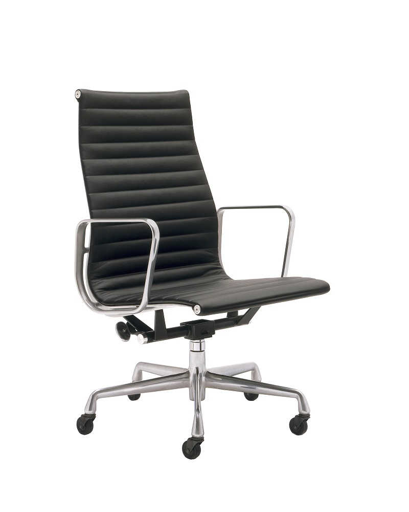 Eames Aluminum Group Chairs