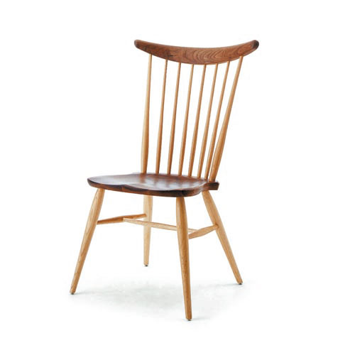 comb back side chair