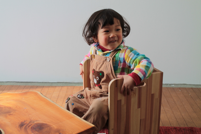 "kids chair ""gifuTo"""